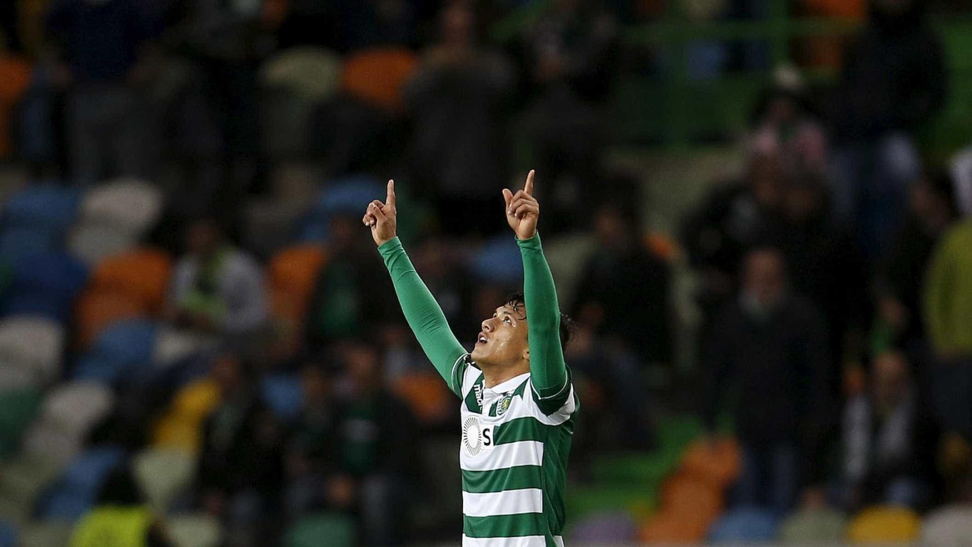 Jorge Jesus leva Montero para o Clássico com o FC Porto