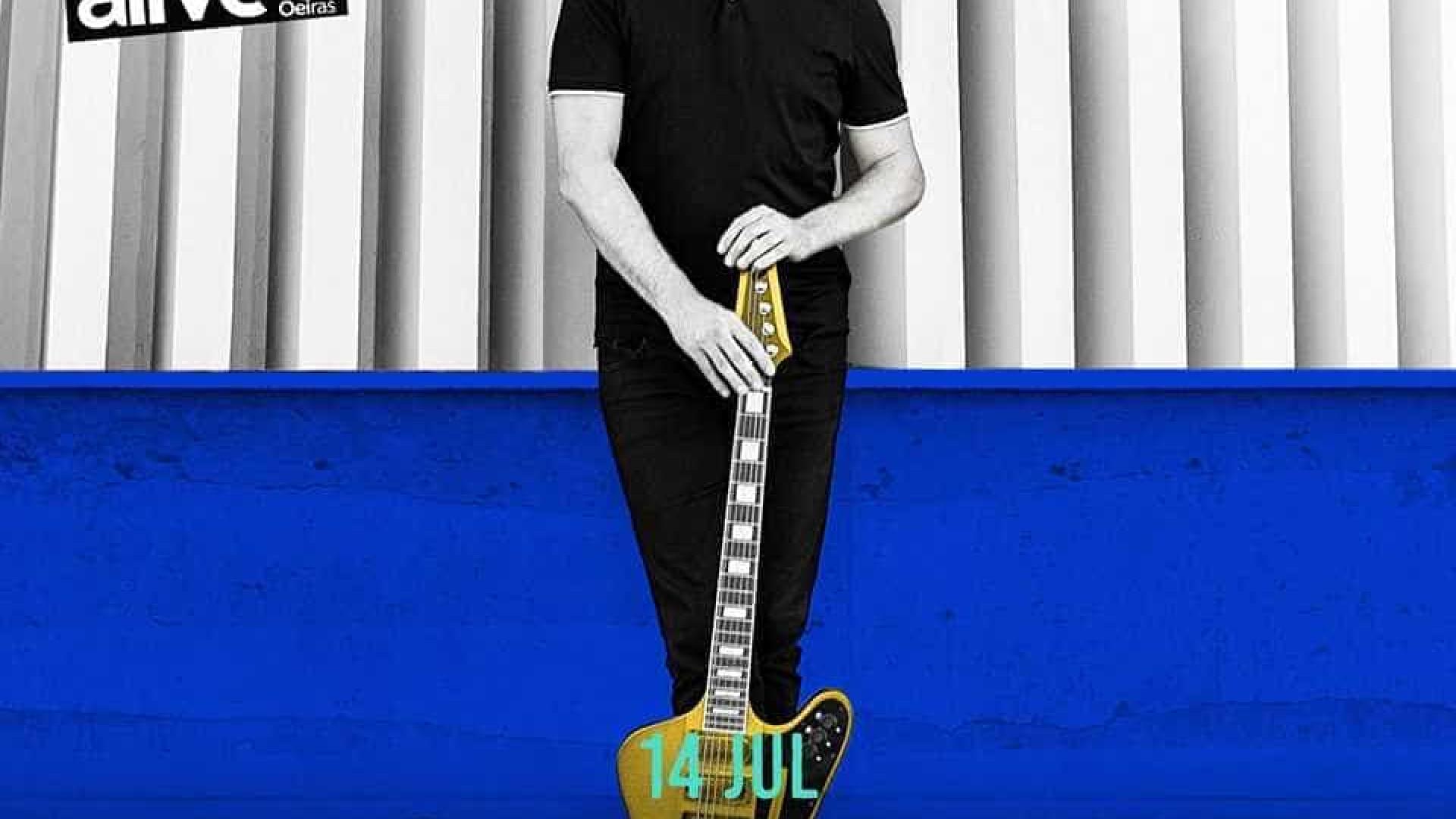 Festival Alive anuncia Jack White