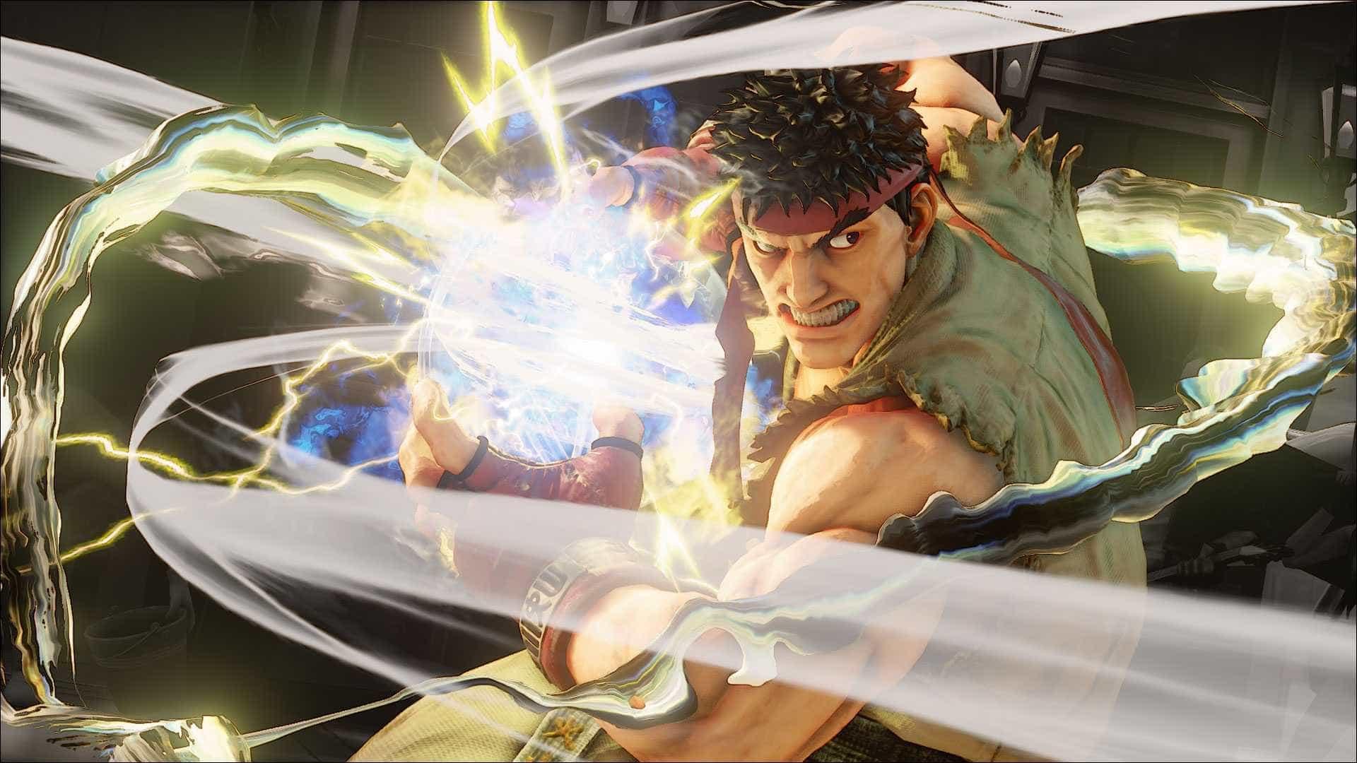Os lutadores mais populares de 'Street Fighter'. Veja os eleitos dos fãs