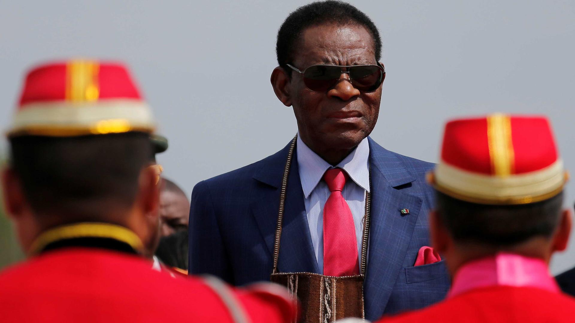 Autoridades brasileiras apreendem 16 milhões a filho de Teodoro Obiang