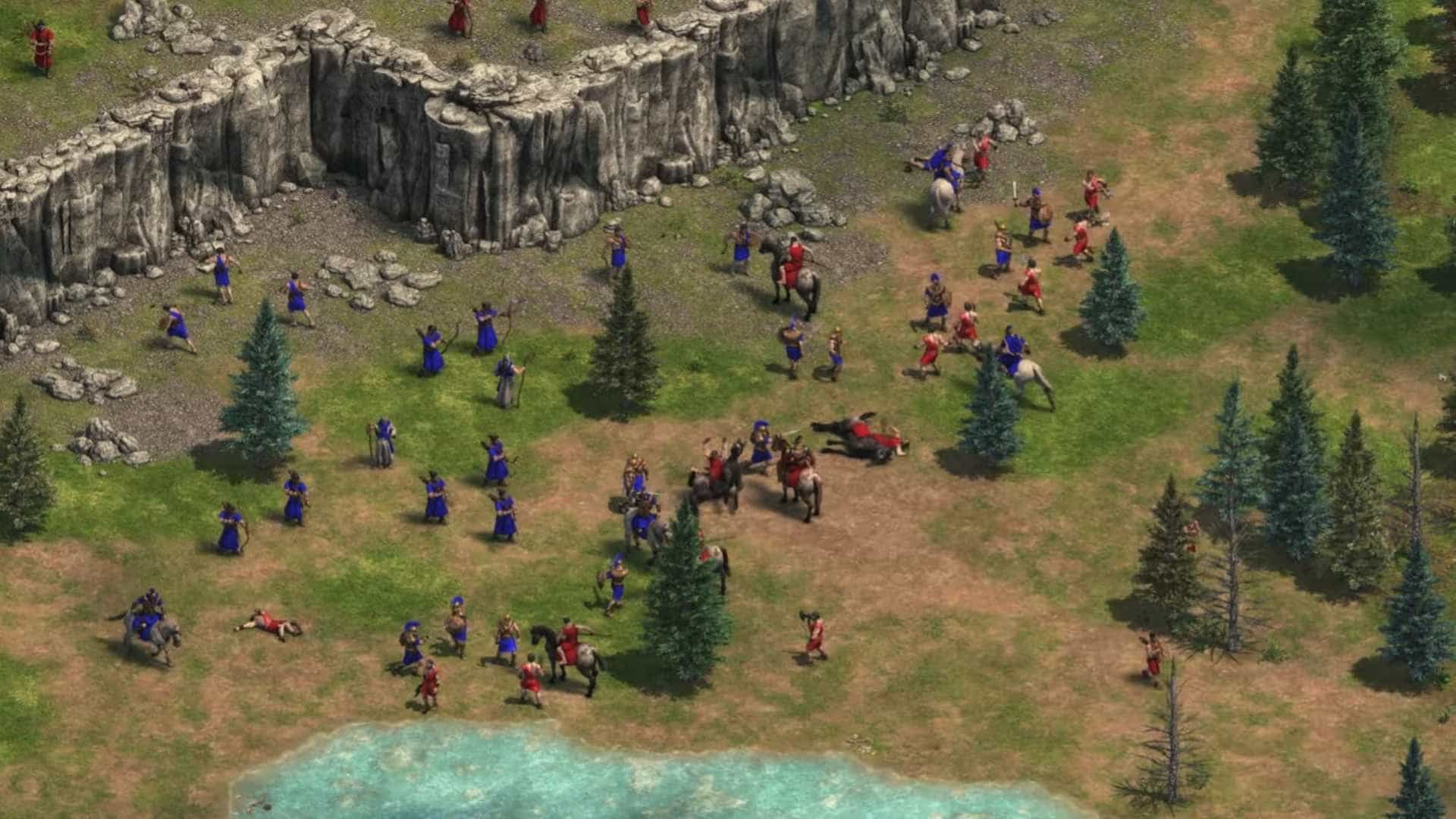 Definitive Edition ganha data de lançamento — Age of Empires