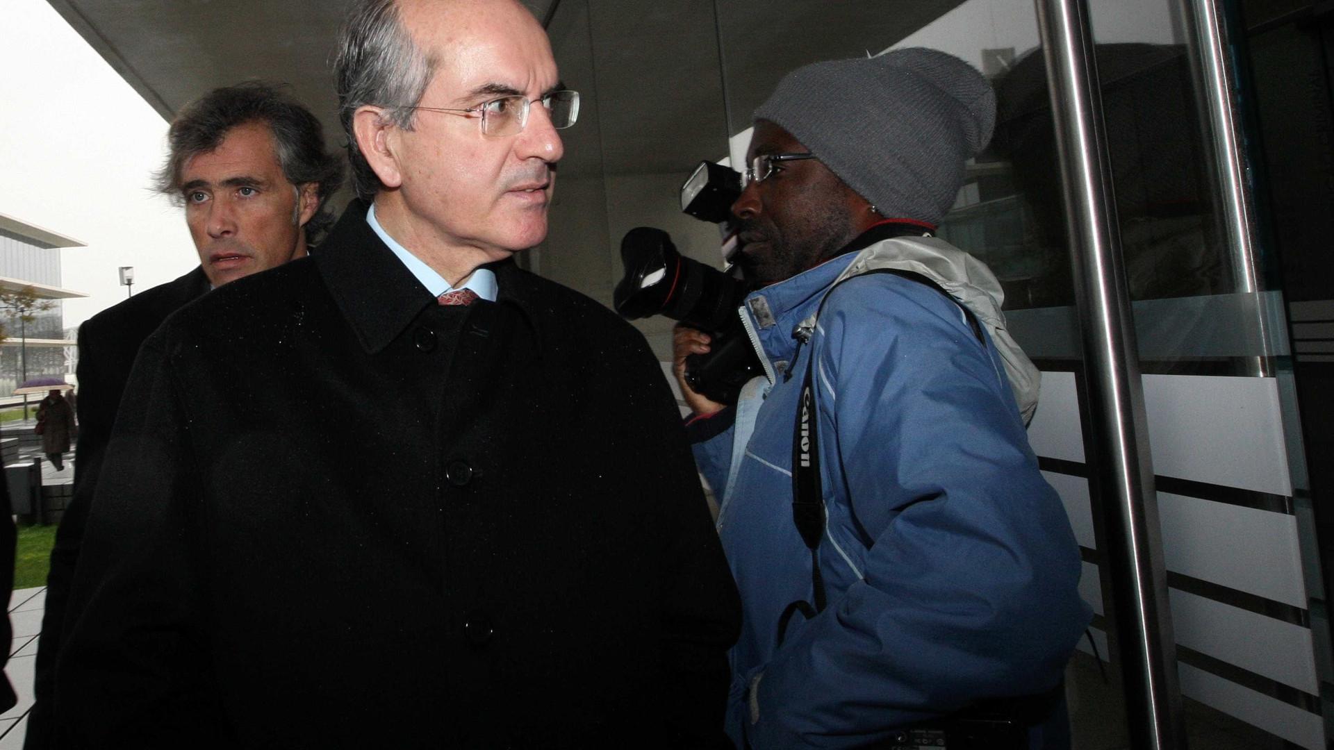 MP pede pena de prisão de 7 a 9 anos para ex-presidente do BPP