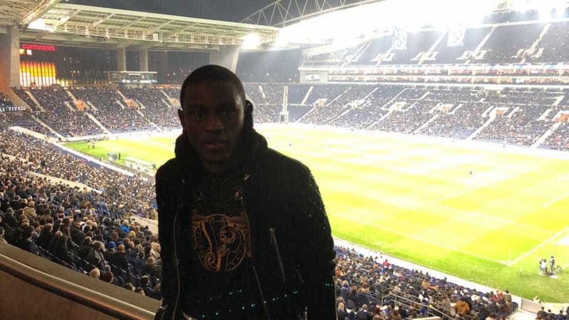 Majeed Waris: FC Porto publica foto do avançado no Dragão