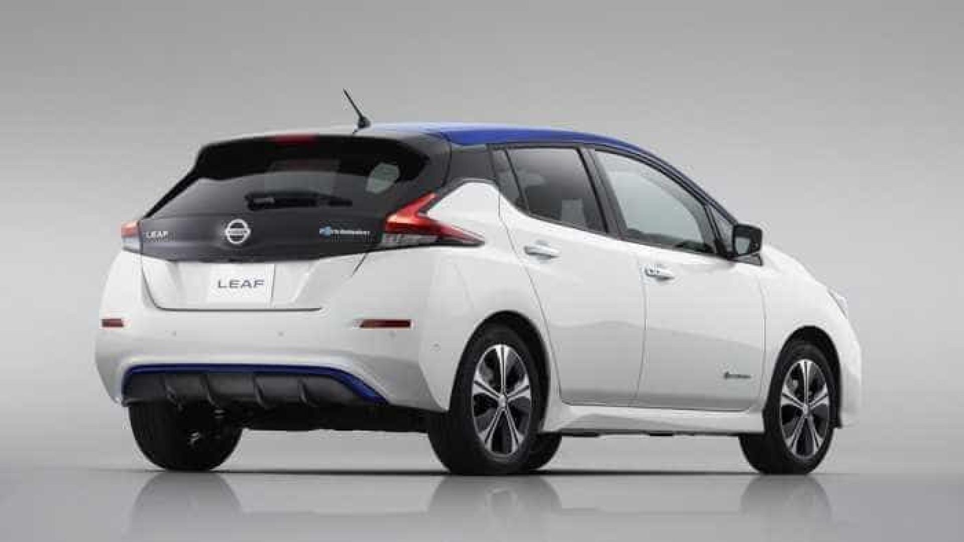 Já há preços para o novo Nissan Leaf. Quer saber?