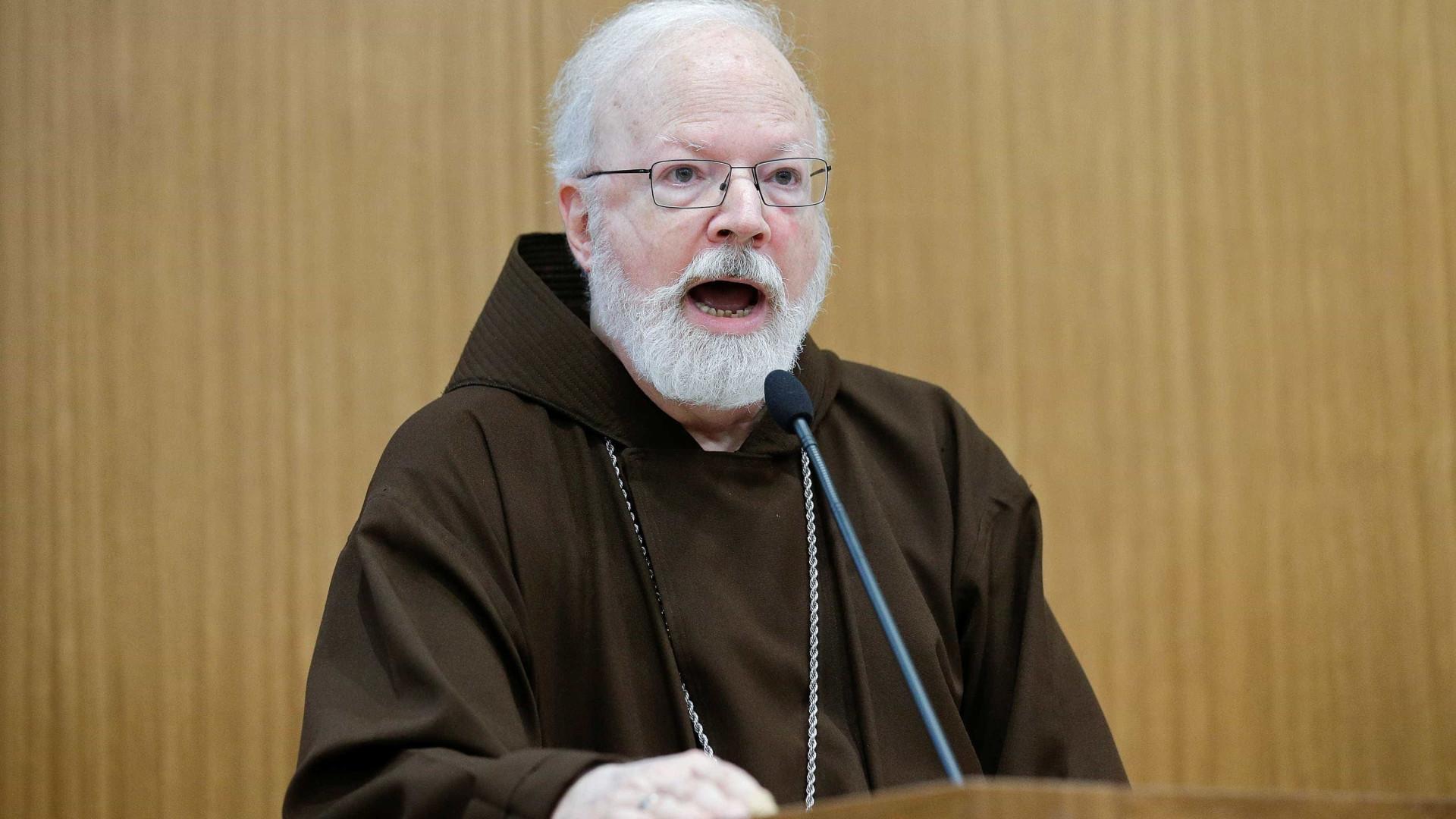 Papa pede desculpas às vítimas de abuso sexual