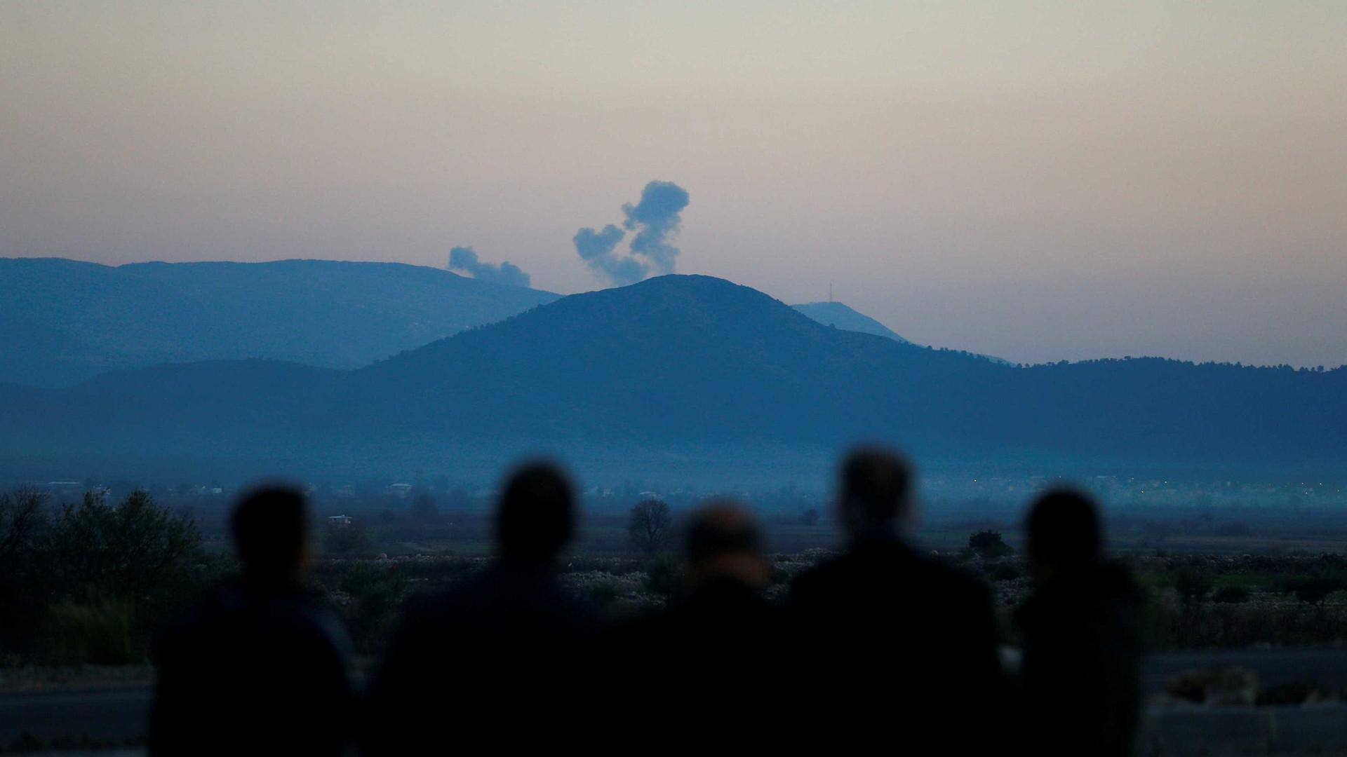 Síria nega ter sido informada por Ancara de ataque a Afrine