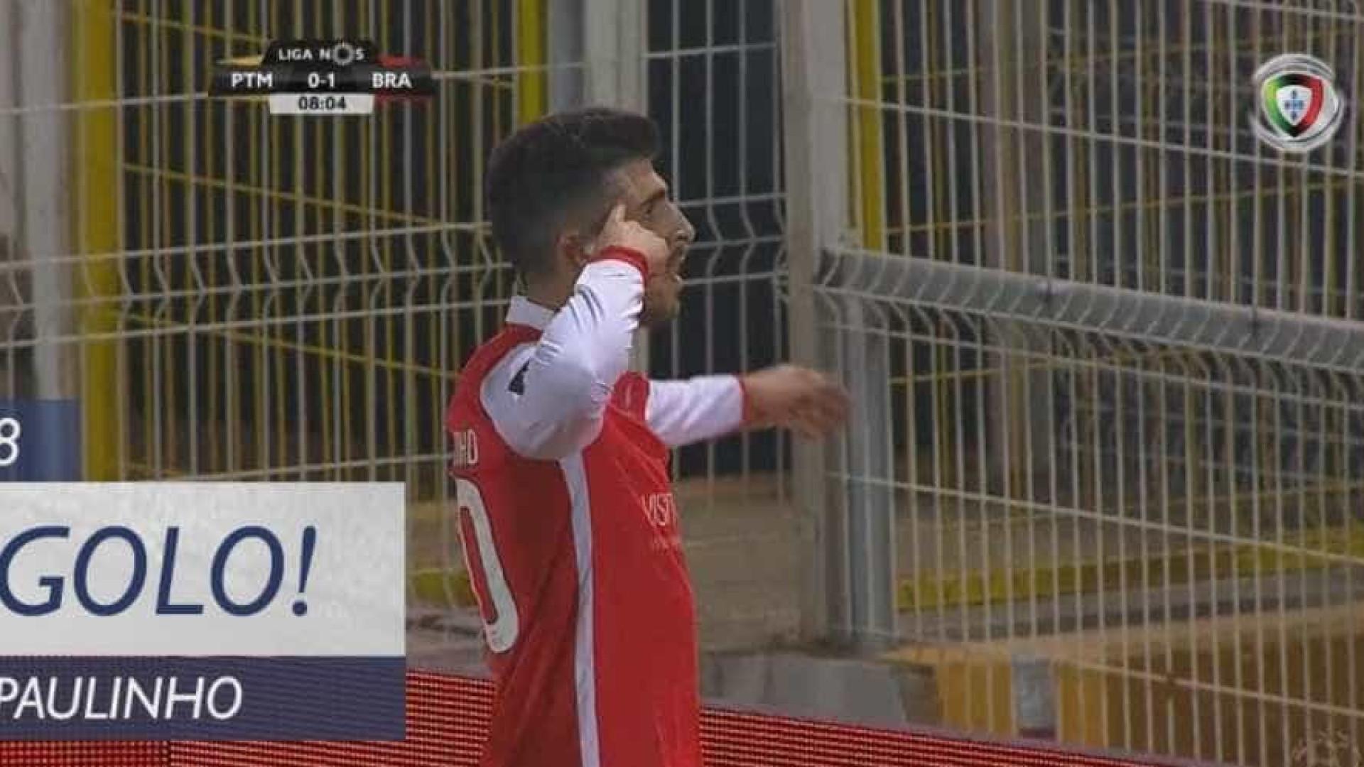 'Golaço' de Paulinho abre o ativo no Algarve