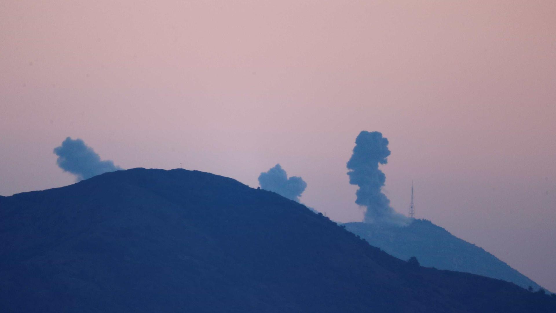 Dez mortos em ofensiva turca contra região controlada pelos curdos