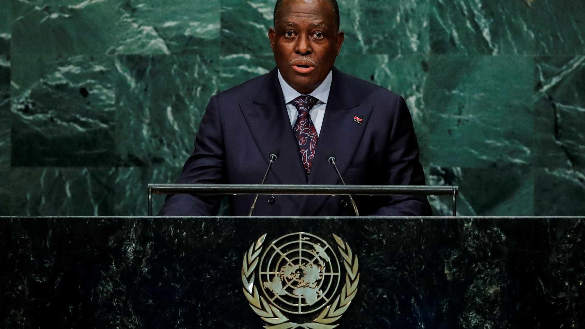 Operação Fizz: Angola afirma que pode julgar Manuel Vicente em 2022