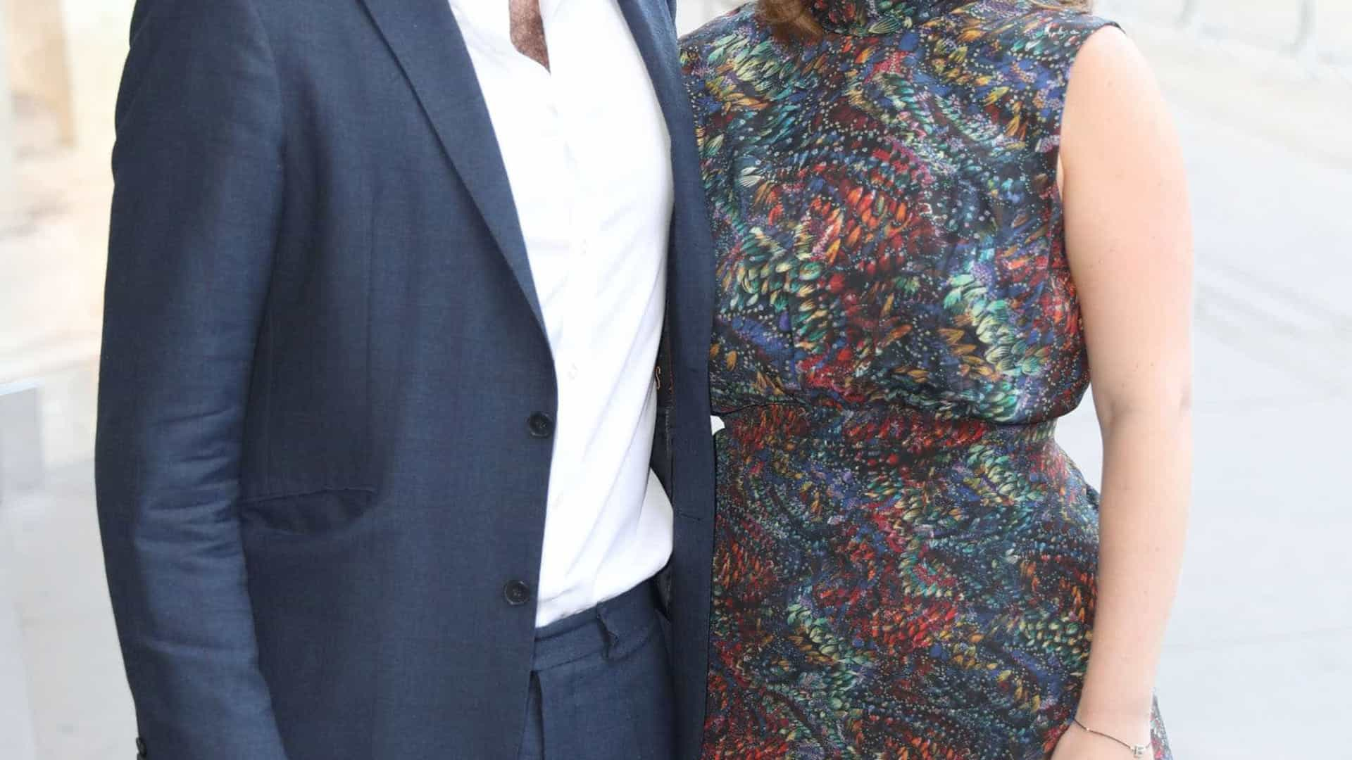 Harry e Meghan não são os únicos. Há mais um casamento na família real