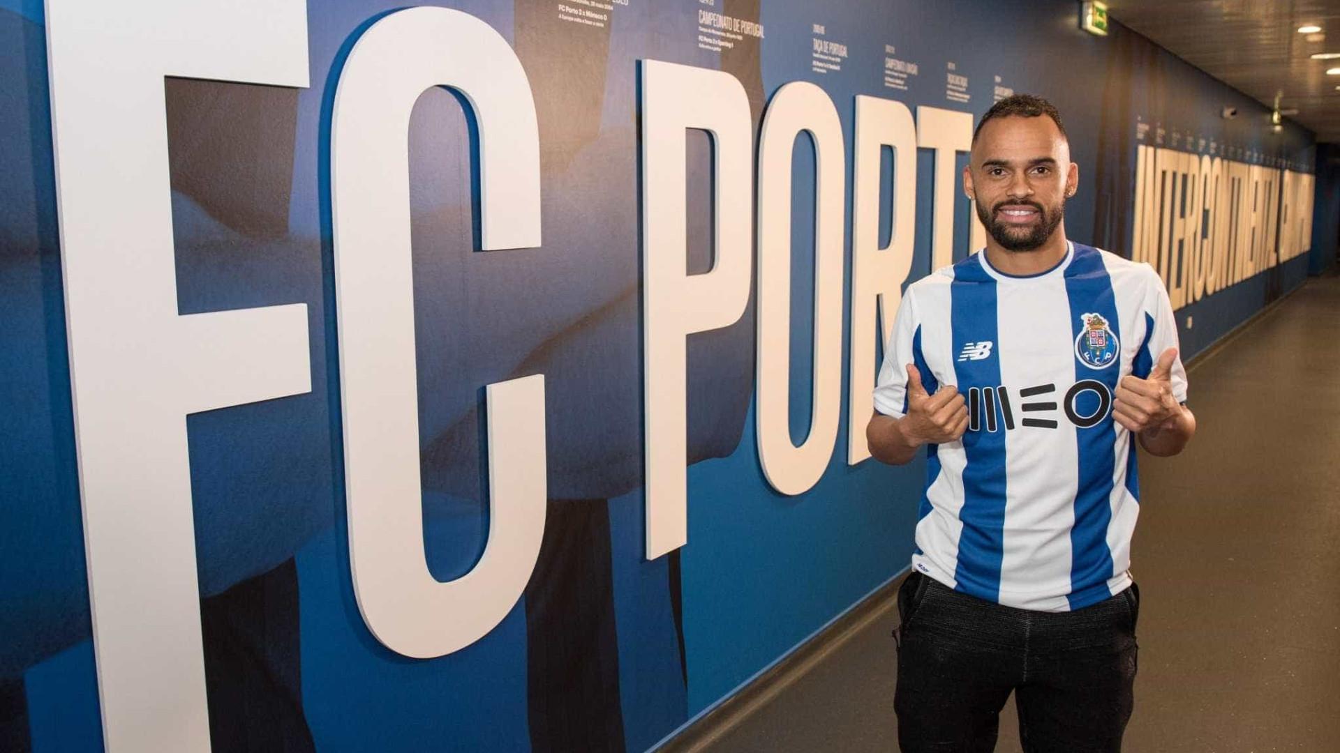 Paulinho já treinou sob as ordens de Sérgio Conceição