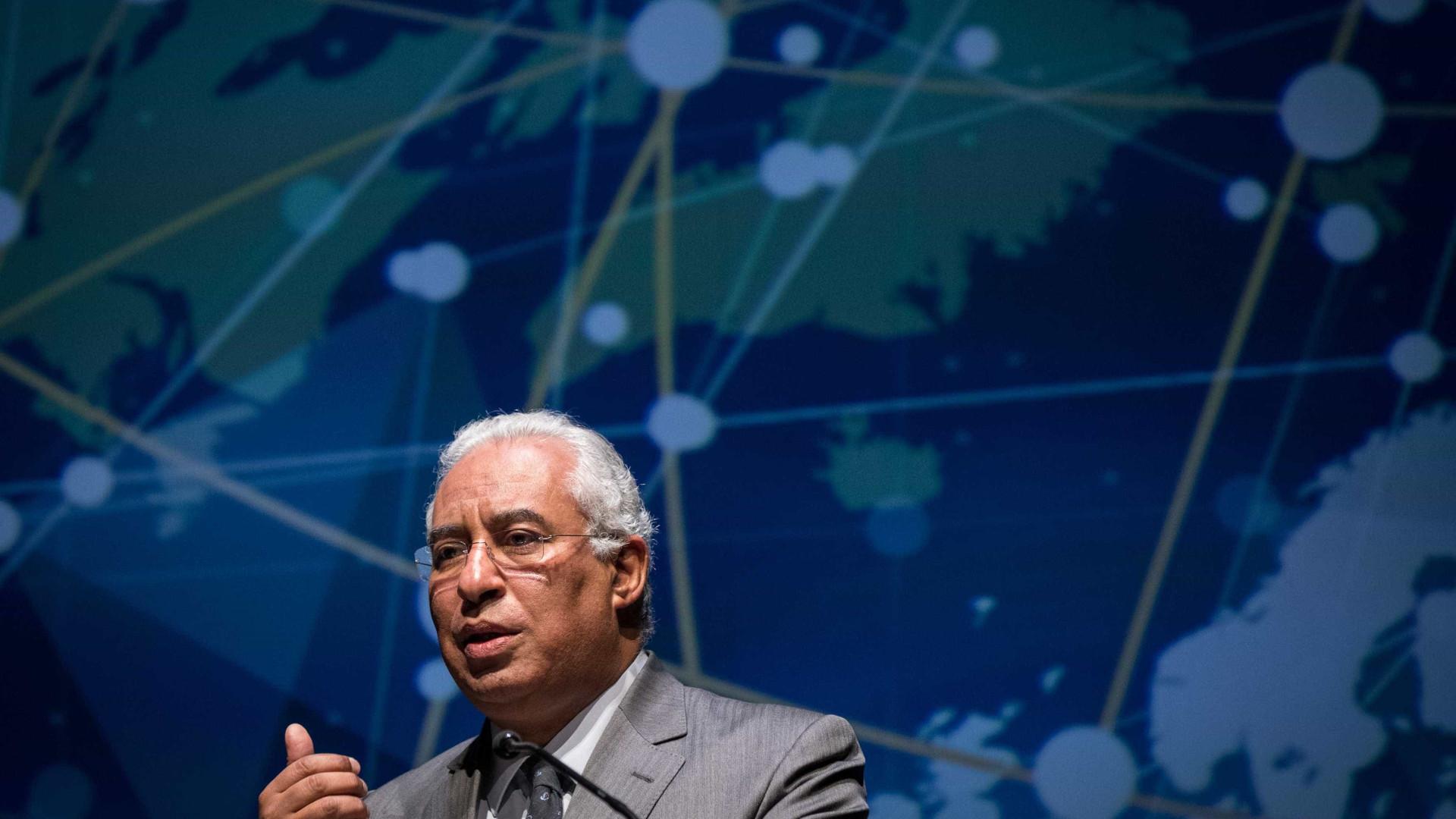 Primeiro-Ministro apresenta estratégia de recuperação no Pinhal de Leiria