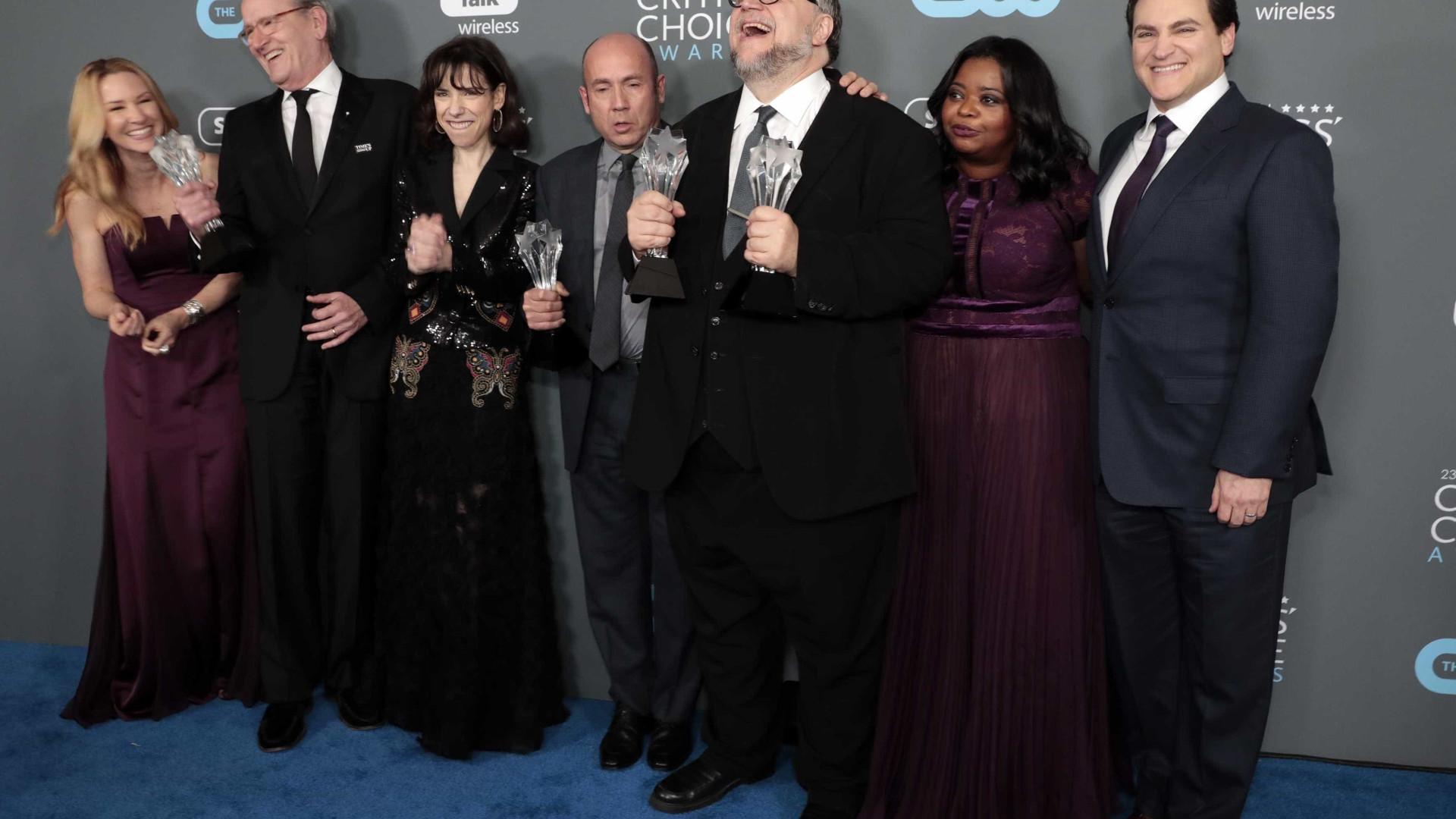 'The Shape of Water' domina nomeações para os Óscares