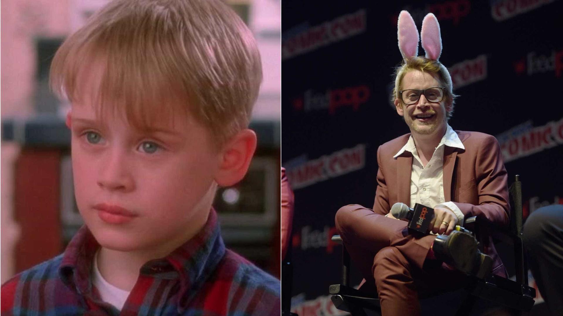 Macaulay Culkin descreve o pai como mau: 'Posso mostrar as cicatrizes'