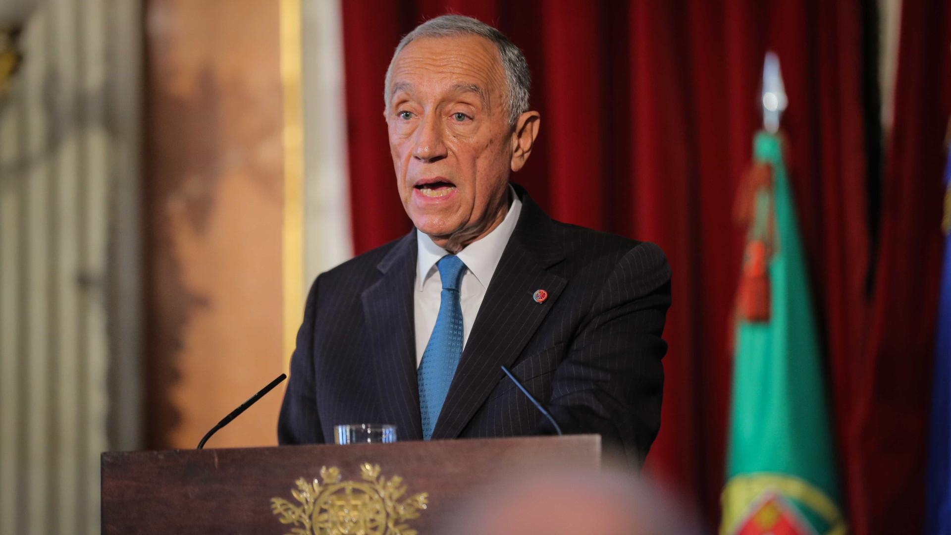 Presidente da República preocupado com aumento da mortalidade infantil