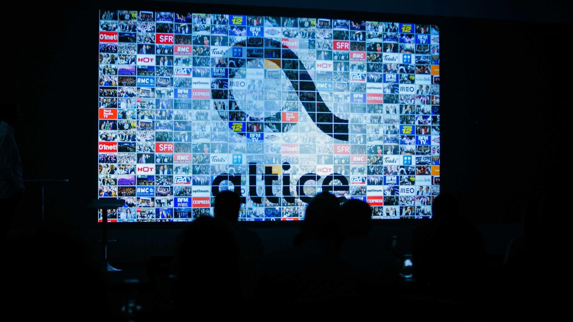"""Altice/Media Capital: Concorrência abre """"investigação aprofundada"""""""