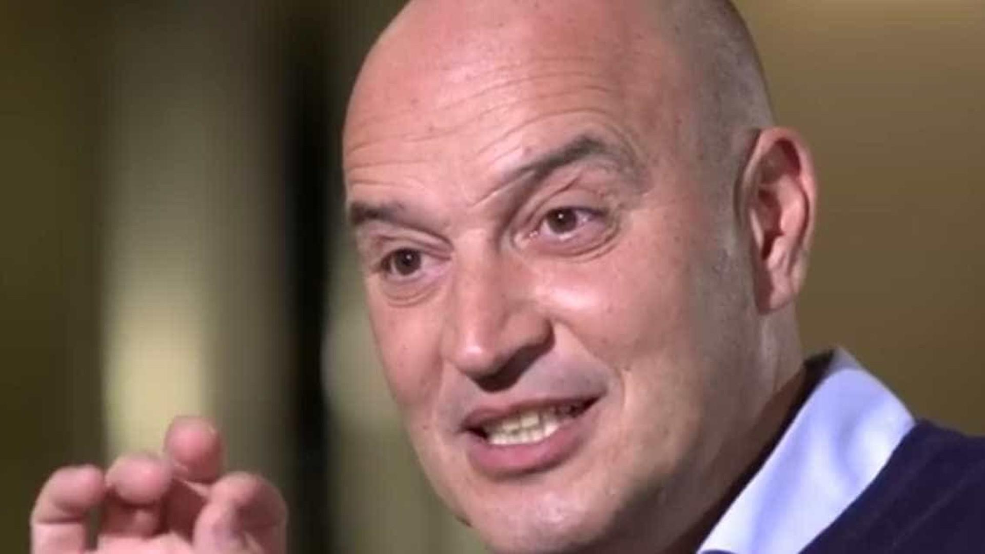 Nuno Graciano admite que recebeu ajuda financeira dos amigos