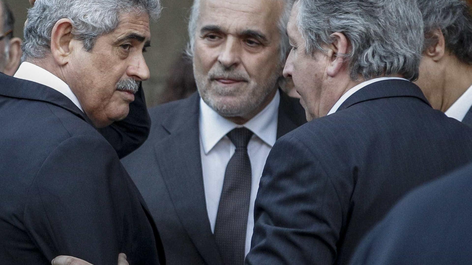 Já há cinco detidos na operação que envolve Rui Rangel e Luís F. Vieira