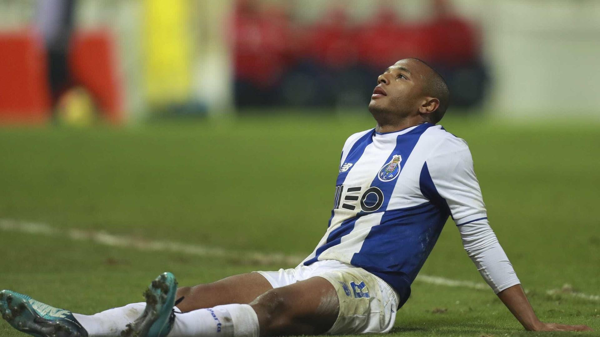 Liga Portugal arquiva queixa de Benfica contra Brahimi