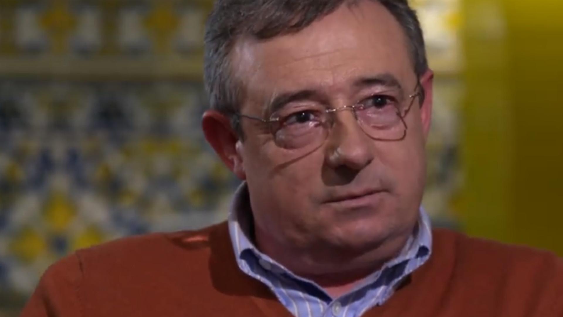 Luís Aleluia enfrenta problemas de saúde