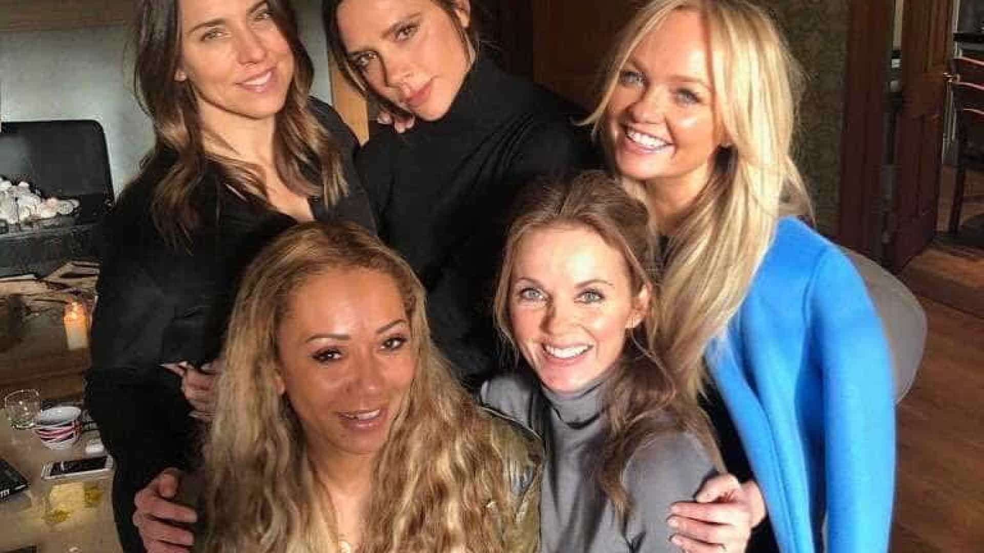 Integrantes do Spice Girls se encontram para decidir retorno do grupo