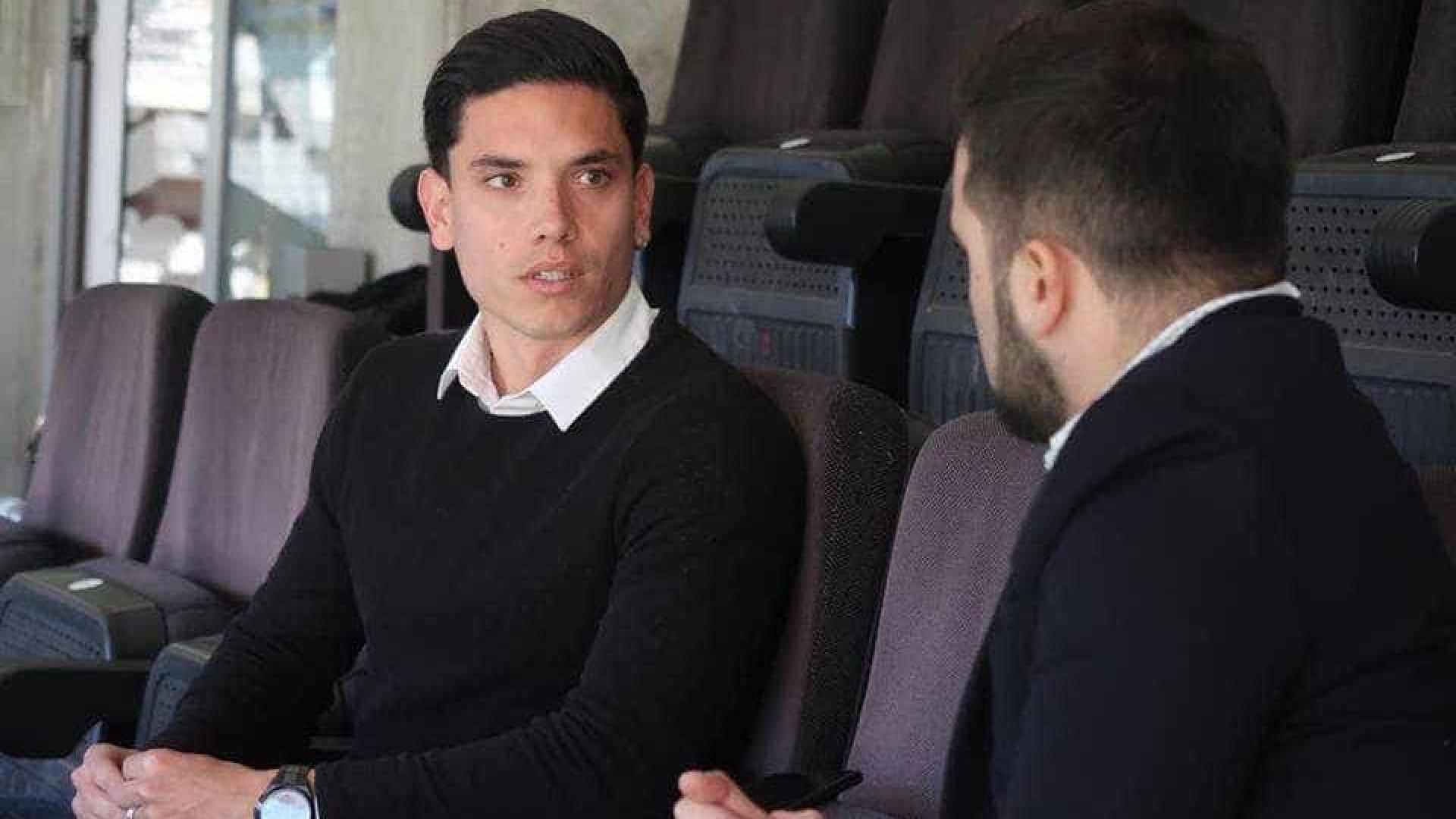 """Renato Santos: """"Acredito que o Boavista pode voltar aos tempos gloriosos"""""""