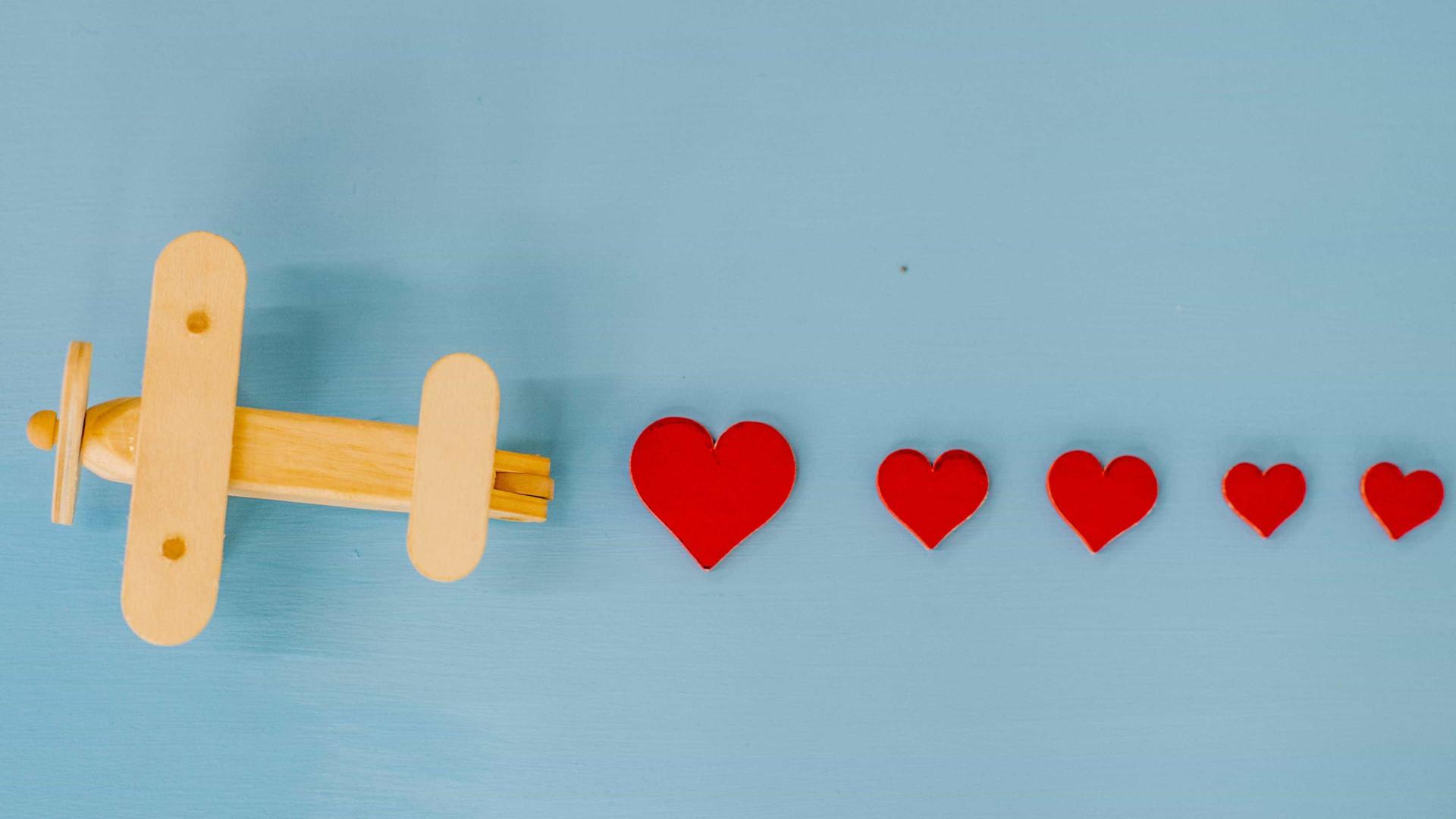 Dia dos Namorados. Presentes para os eternos apaixonados