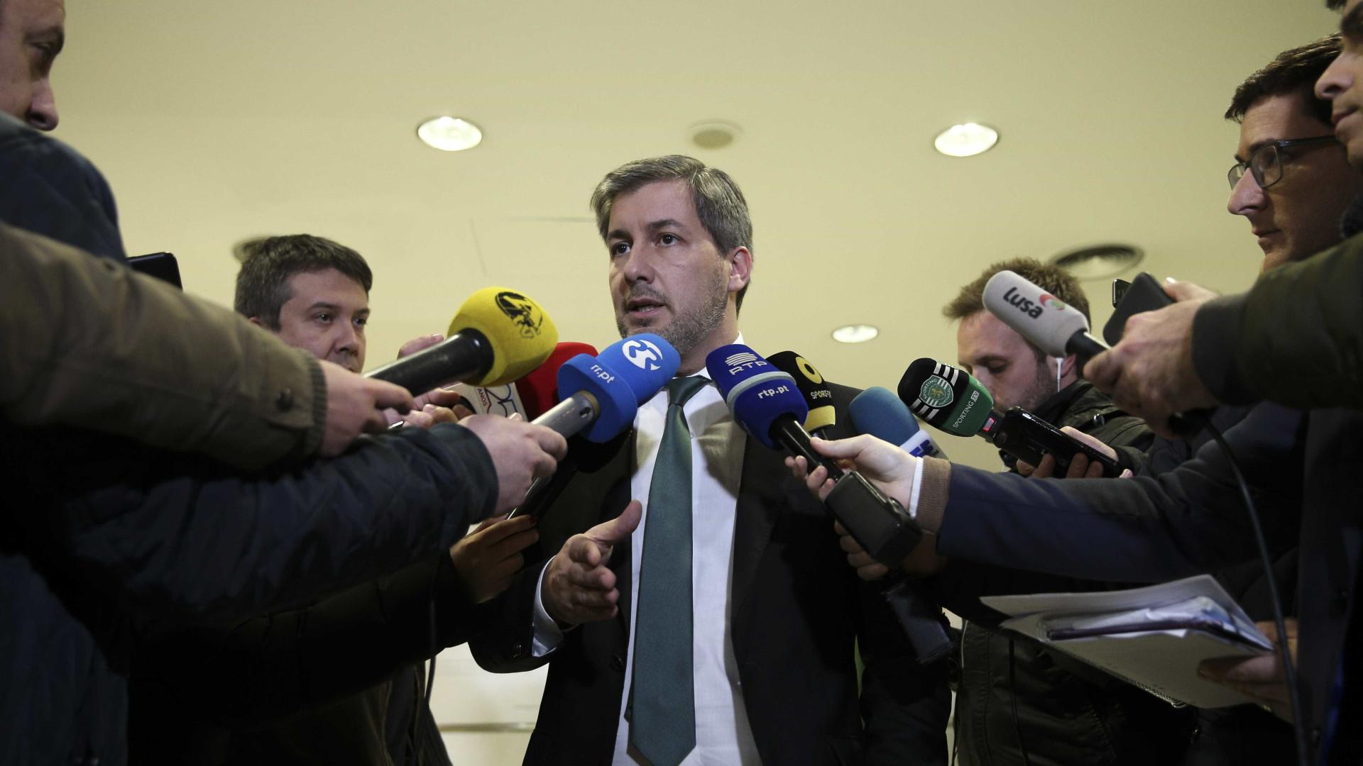 Assembleia Geral extraordinária do Sporting com voto secreto