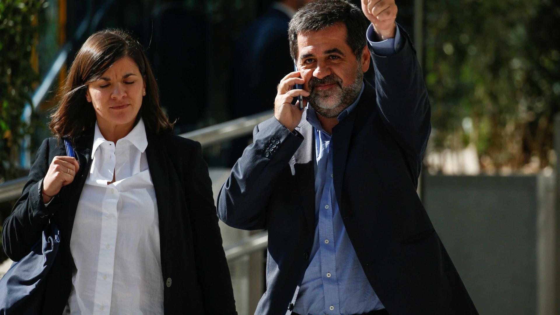 Tribunal Constitucional espanhol não quer libertar Jordi Sànchez