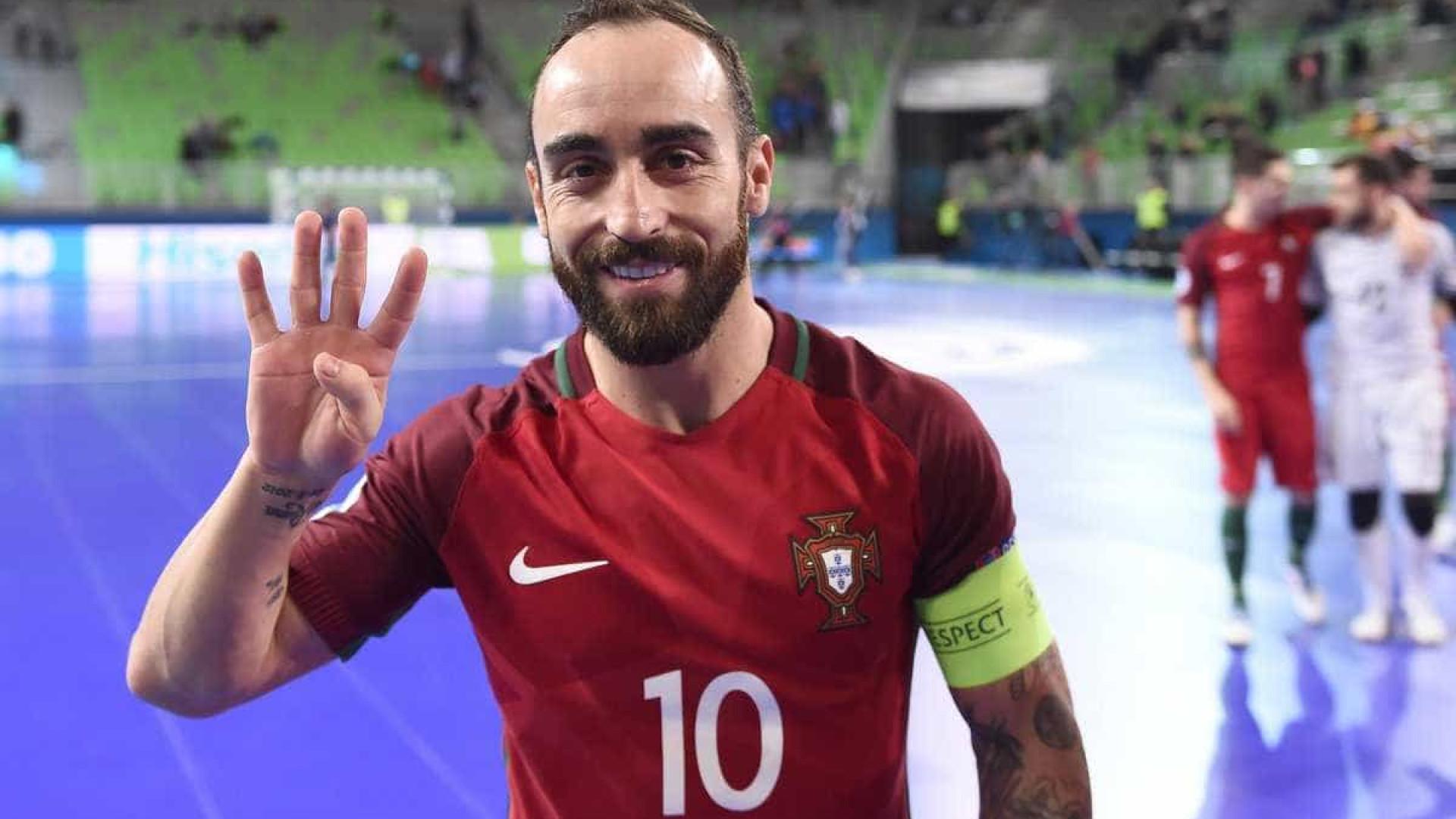 """""""Golo contra a Sérvia foi pontapé que dei para ser mais respeitado"""""""