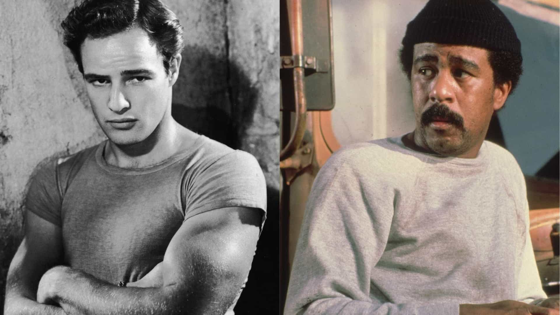 Viúva de Richard Pryor confirma romance do ator com Marlon Brando
