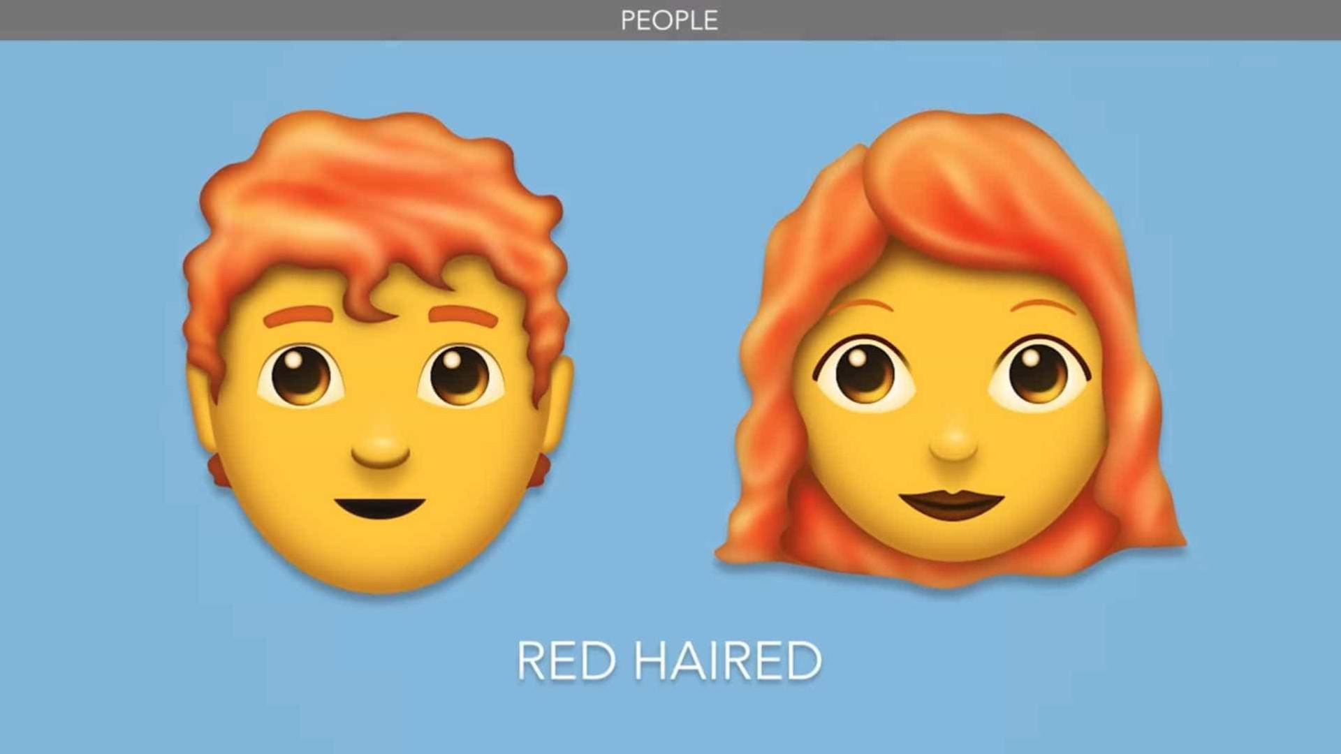 Em 2018 chegarão mais de 150 novos emojis. Fique a conhecê-los
