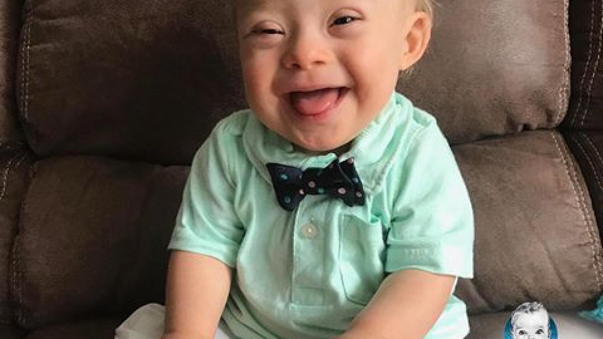Pela primeira vez, o 'bebé Gerber' é uma criança com síndrome de Down