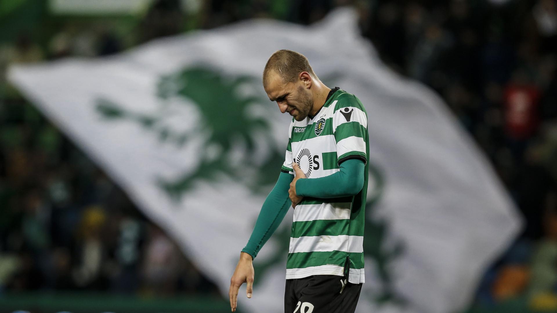 Sporting: Veja os lances polémicos decididos pelo VAR