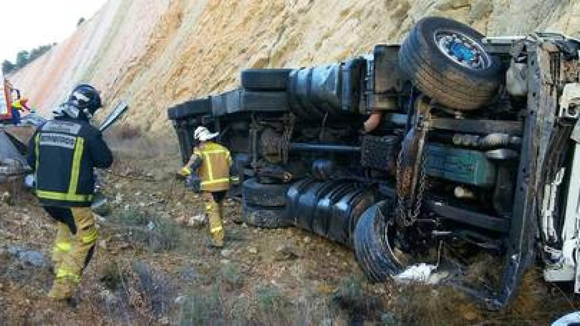 Camionista português morre após grave acidente em Espanha