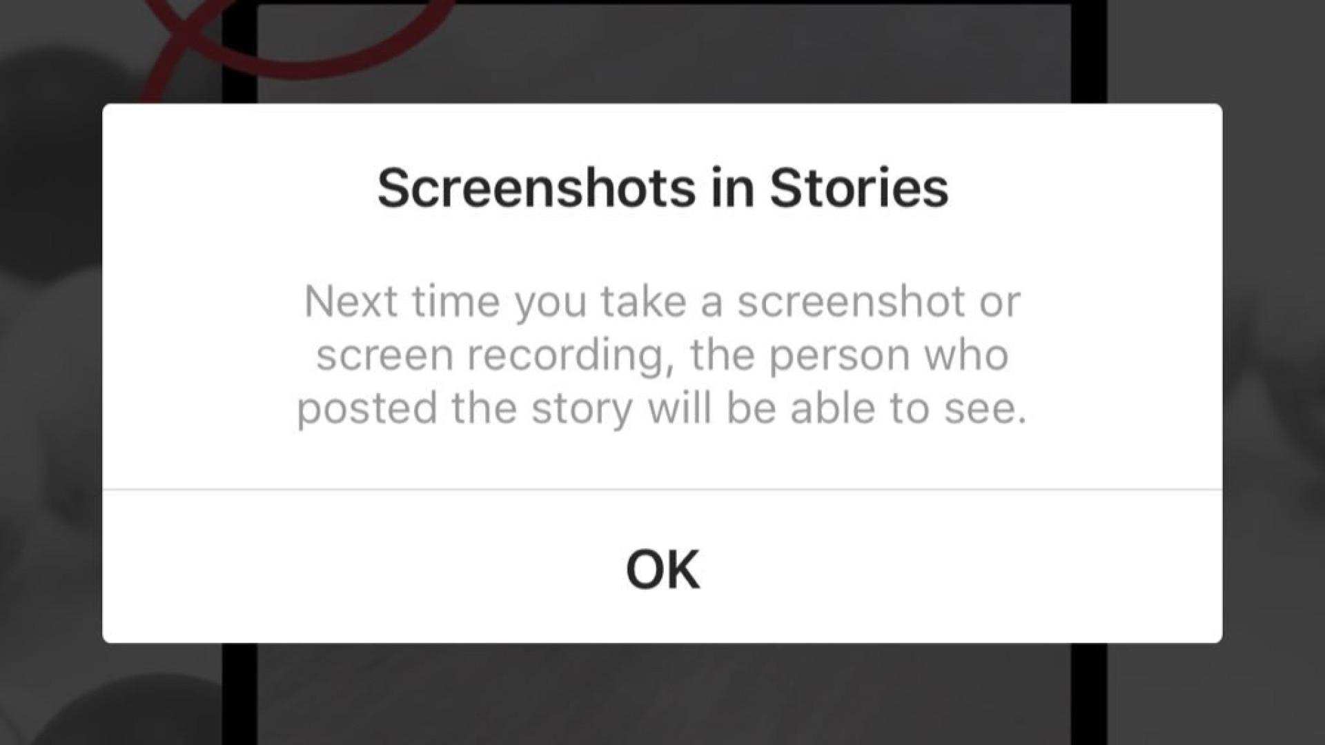 Instagram alerta se fizer captura de ecrã nas Stories. Saiba como evitar