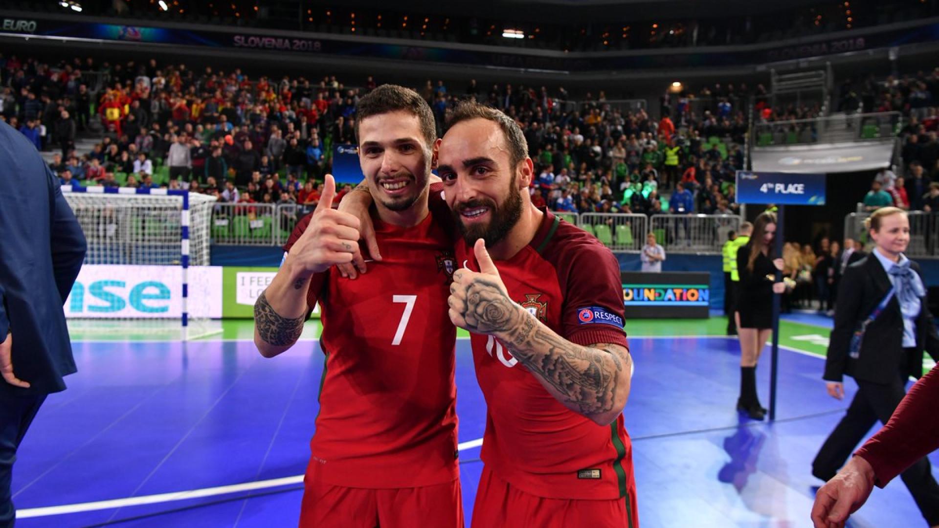 Eis o cinco ideal do UEFA Euro'2018