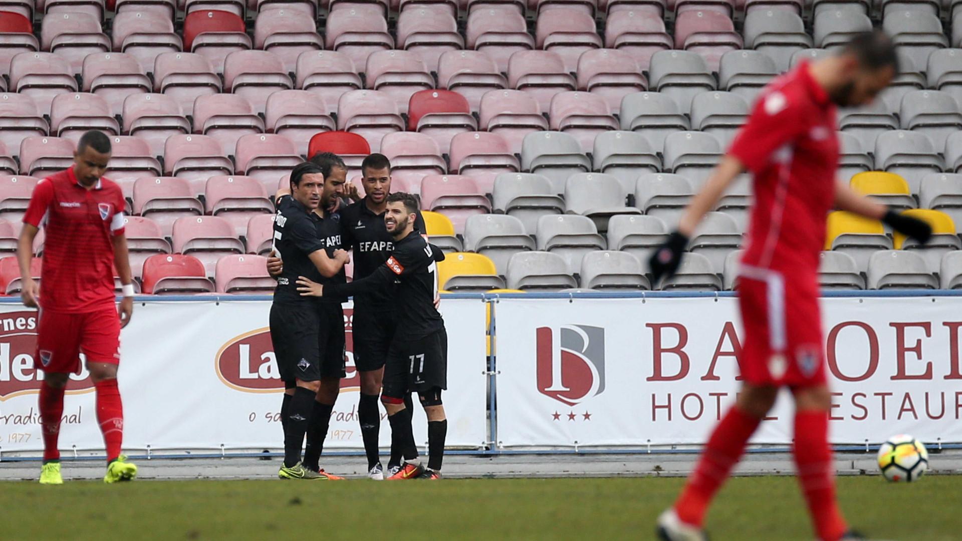 II Liga: Resultados e marcadores da 24.ª jornada