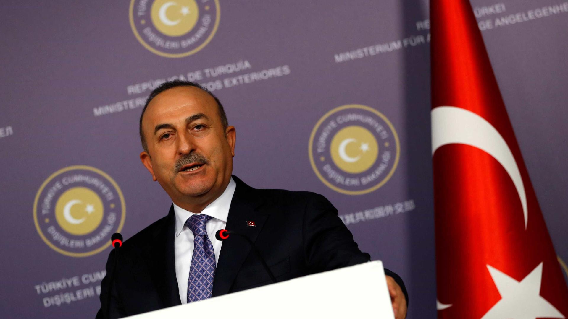"""Turquia espera relações de """"respeito mútuo"""" com Washington"""