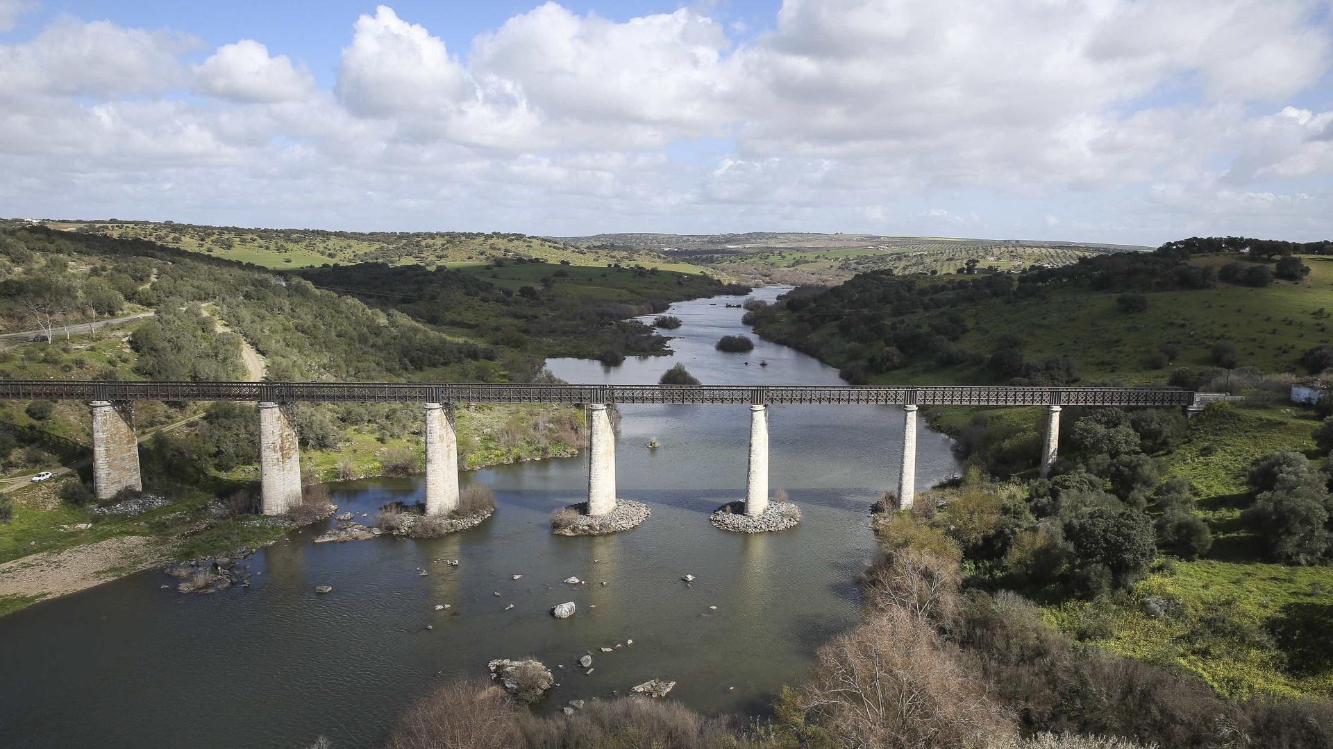 Homem encontrado morto em barragem no rio Guadiana é romeno