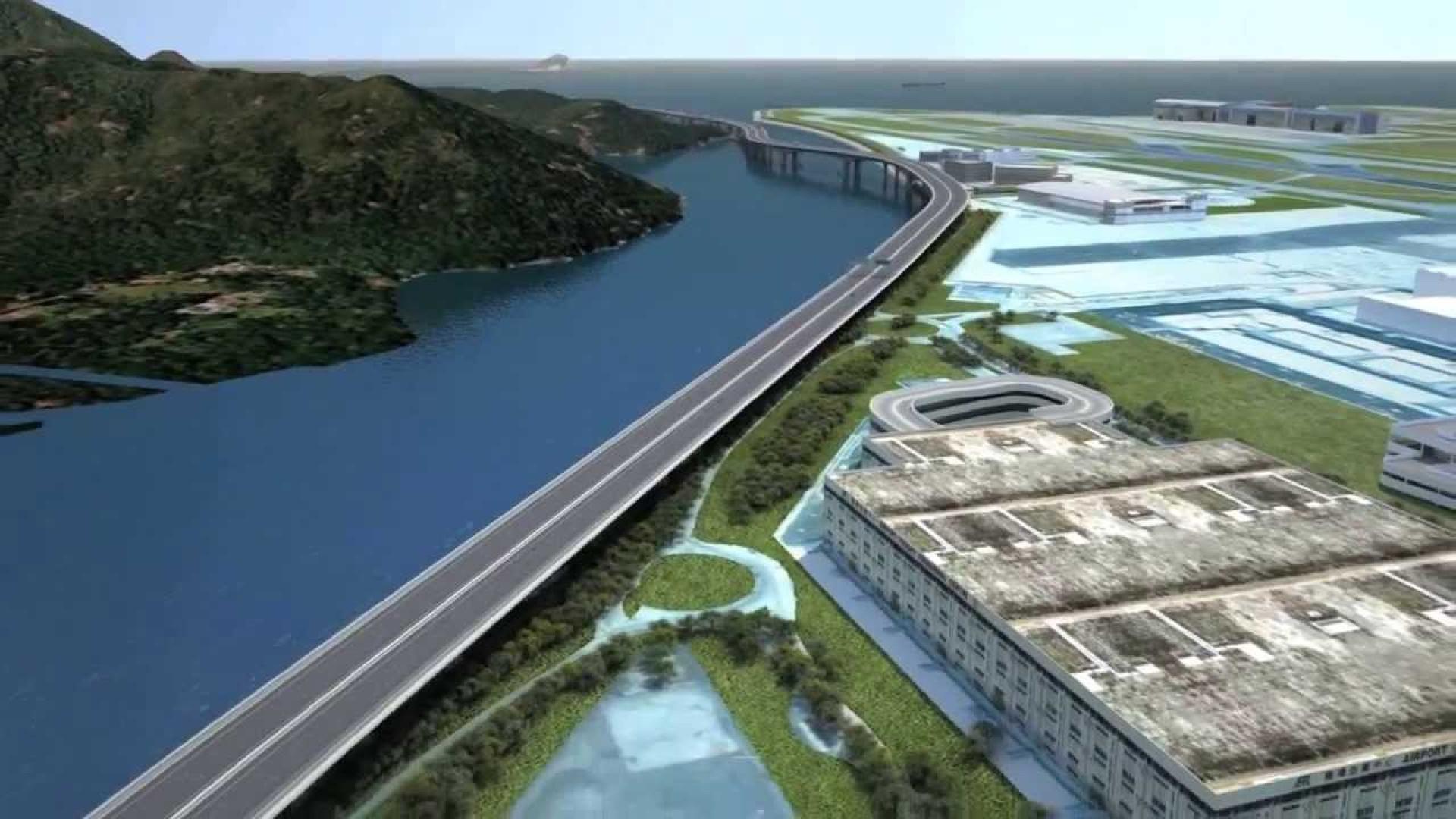 Definidas quotas de circulação na nova ponte Macau-Zhuhai-Hong Kong