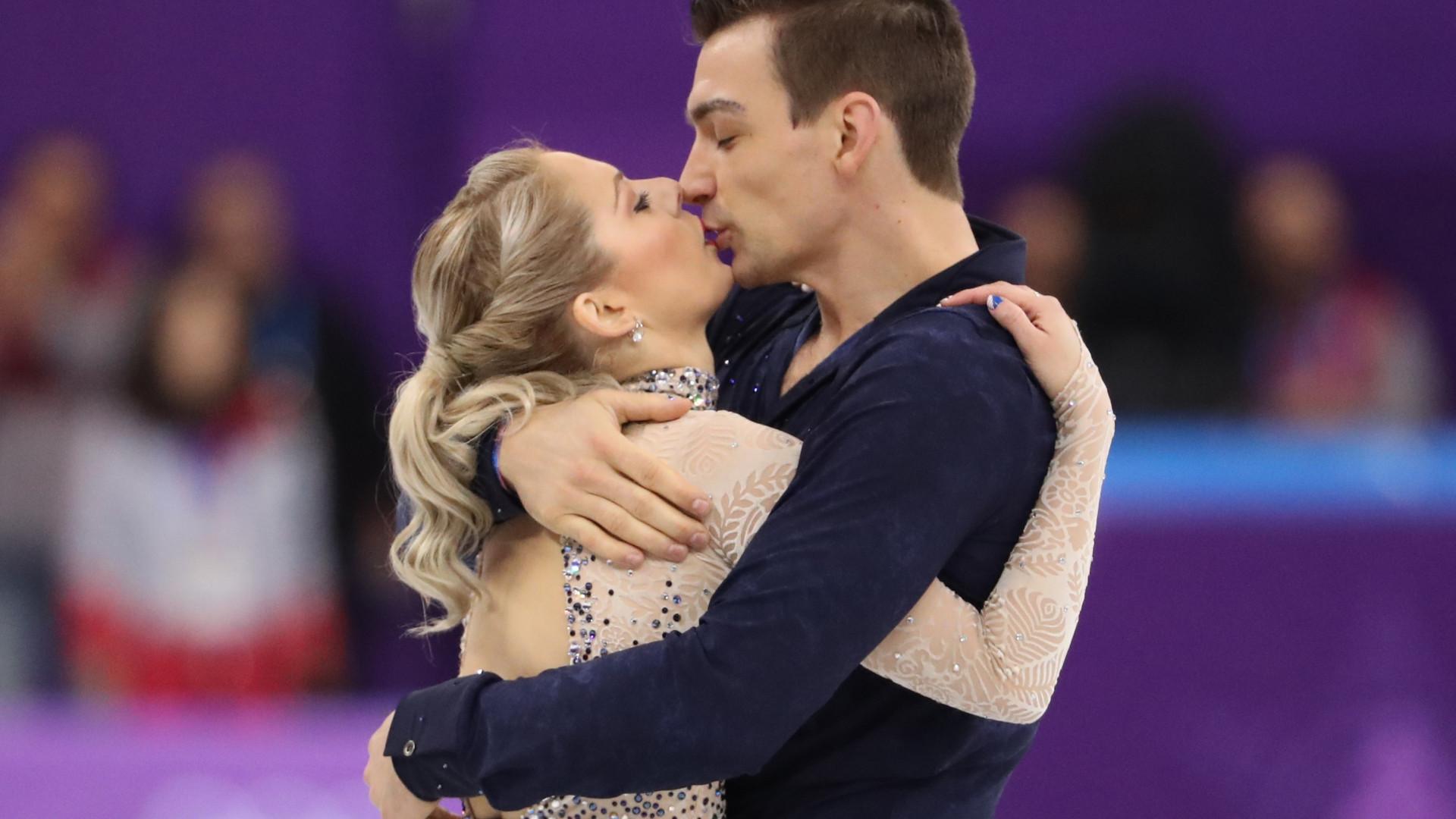 Vinte anos depois, EUA voltam a enviar um casal aos Jogos Olímpicos