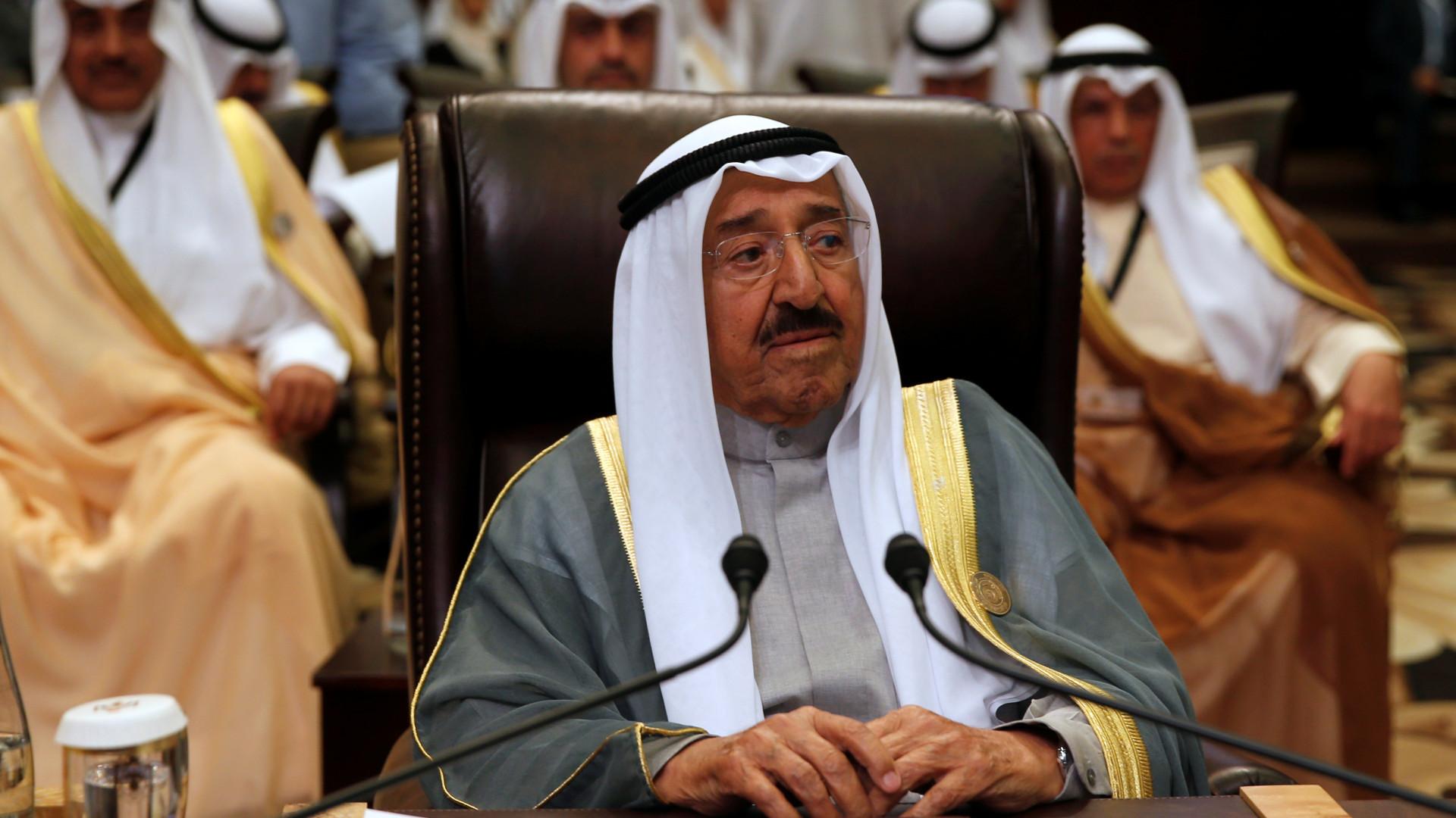Kuwait contribui com dois mil milhões para a reconstrução do Iraque