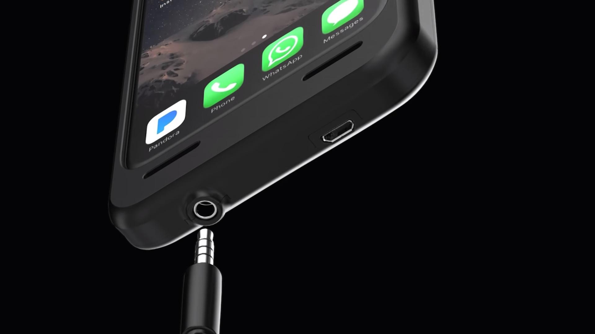 Conheça a capa que acaba com as críticas ao iPhone