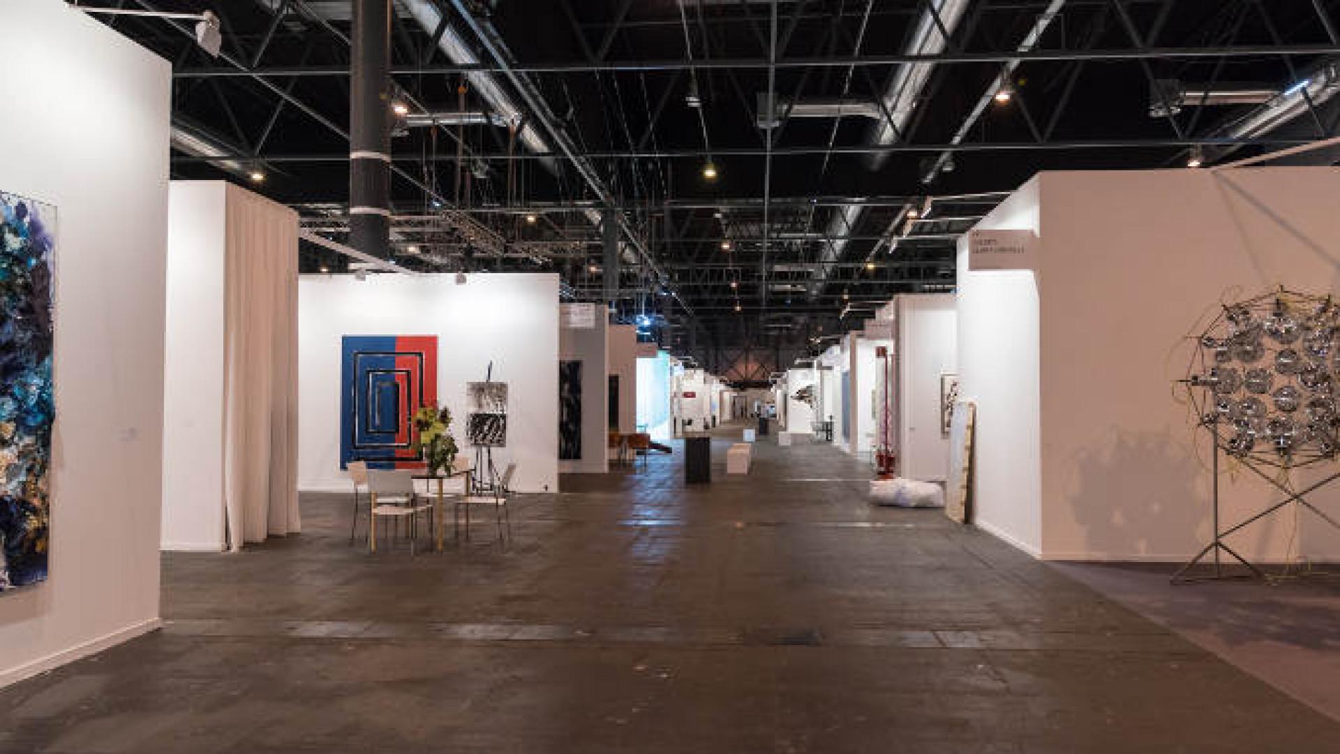 ARCOmadrid com 15 galerias de Portugal e mais 15 do Brasil este ano