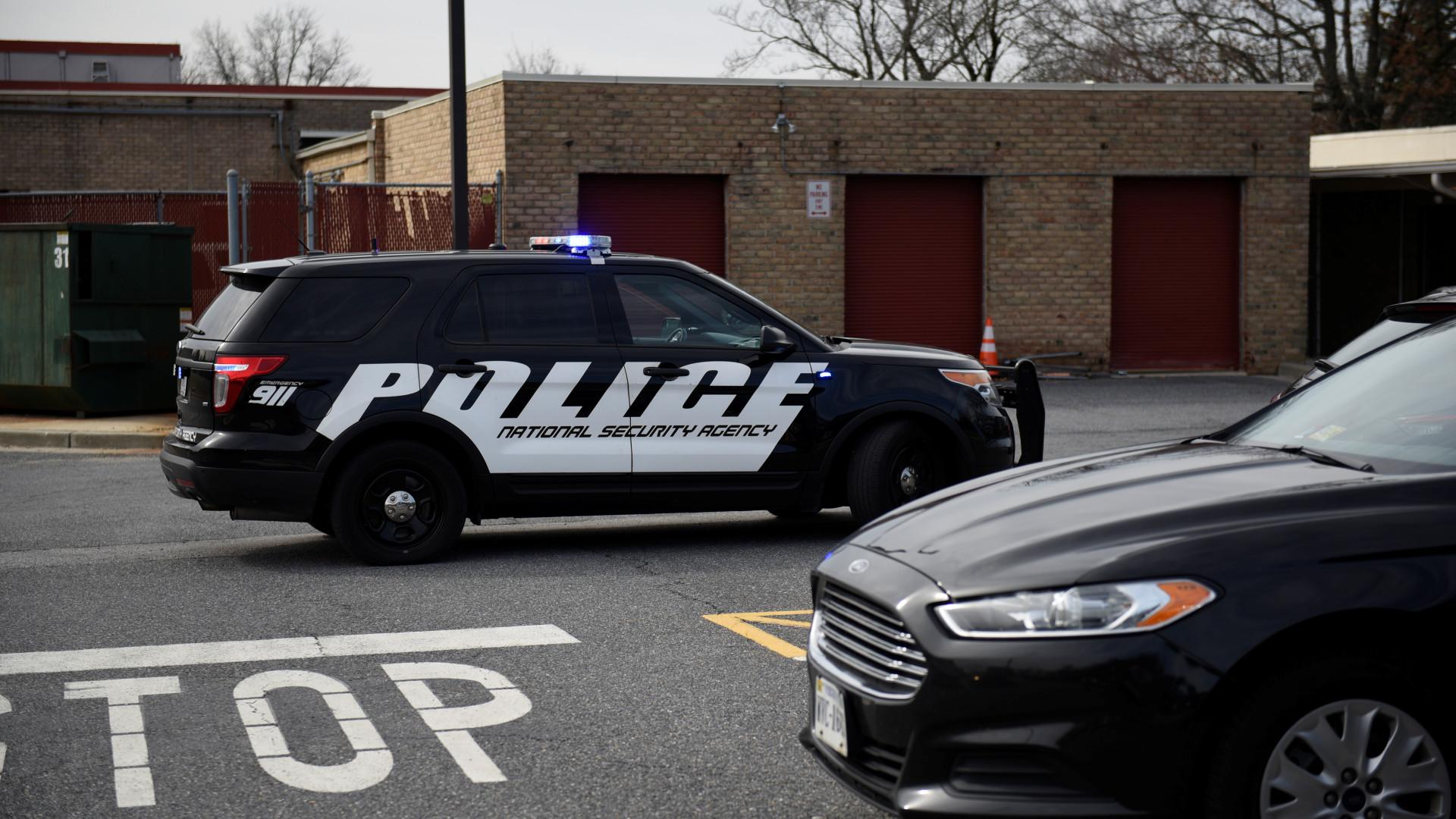 """Tiroteio em frente à sede da NSA não parece ter """"ligações ao terrorismo"""""""