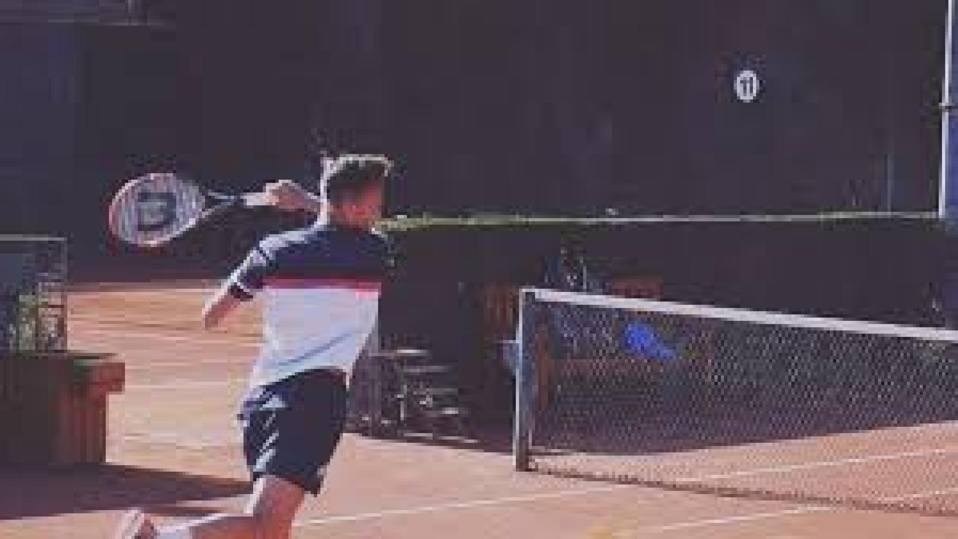 Grncarov, o 'tenista' que enganou a quase todos para alcançar a glória