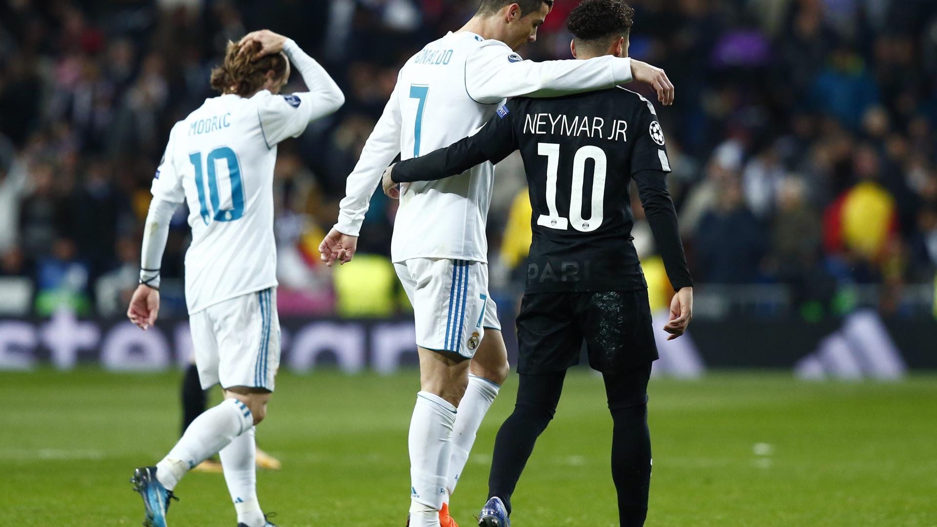 Ronaldo 'letal' mostrou quem 'manda' no Bernabéu