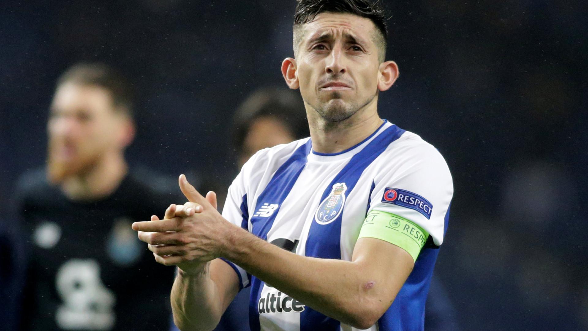 Herrera deixa a seleção mexicana após o escândalo com 30 prostitutas