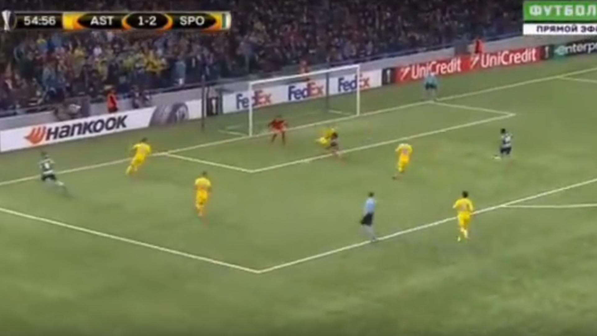 Finalmente Doumbia alcançou a felicidade do golo